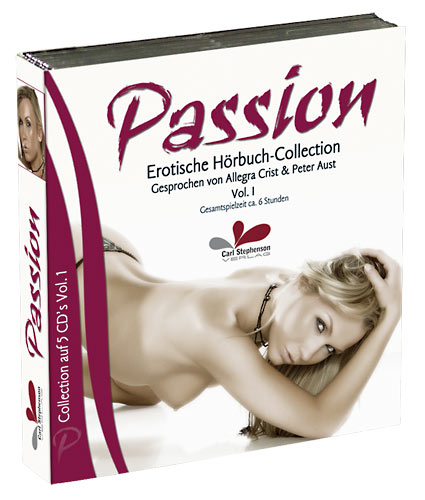 Passion Hörbuch Collection I CD
